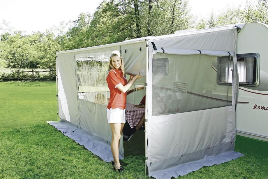Privacy Room Caravanstore light