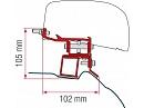 Fiamma F40 Adapters