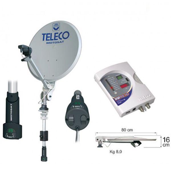 Teleco Halfautomatisch