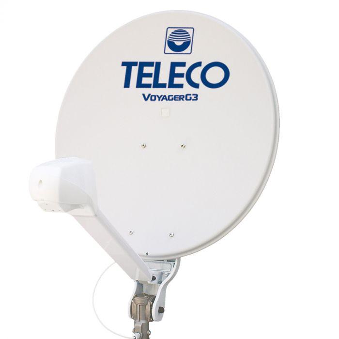 Teleco handbediend