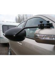 Milenco aero 3 XL Caravanspiegel bol glas