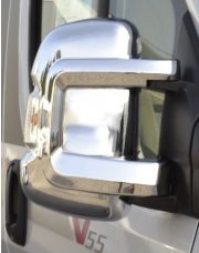 HTD Beschermkap Fiat Ducato Kort chroom