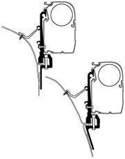 Thule Omnistor adapter Van adapter 3 stuks