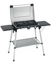 Campingaz 600SG Stove & Grill on stand
