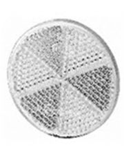 Hella reflector zelfklevend wit ø60mm (1 stuk)