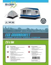 Bo-Camp Gronddoek Eco 2,5 x 5 Meter Zwart