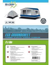 Bo-Camp Gronddoek Eco 3 x 6 Meter Zwart