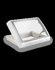 Dometic dakluik Midi Heki Style wit met beugel zonder ventilatie 700x500mm