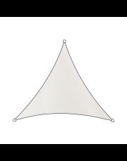 Livin'outdoor schaduwdoek Como polyester driehoek 5m wit