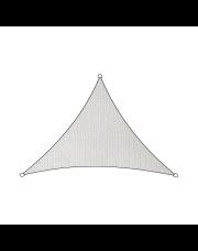 Livin'outdoor schaduwdoek Iseo HDPE driehoek 3x2.5x2.5m wit