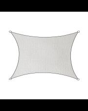 Livin'outdoor schaduwdoek Iseo HDPE rechthoek 3x4m wit