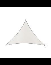 Livin'outdoor schaduwdoek Como polyester driehoek 3x2.5x2.5m wit