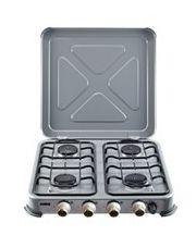 Gimeg kooktoestel 4-pits deluxe beveiligd