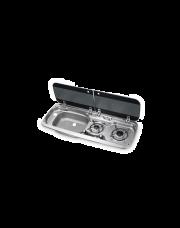 Dometic HSG 2370 L Kookplaat en Spoelbak