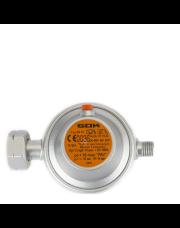 GOK gasdrukregelaar afblaasbeveiliging 50 mbar DIN X 1/4 inch links