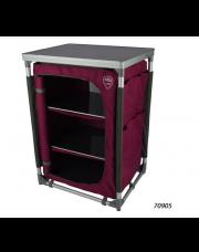 Defa Opbergkast 3 planks H80 Pink
