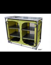 Defa Opbergkast 6 planks H80 Lime