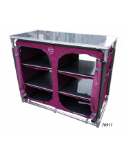 Defa Opbergkast 6 planks H80 Pink