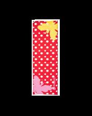 Butterfly Girl zelfopblaasbare ligmat