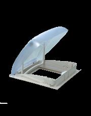 Dometic dakluik Mini Heki Style met ventilatie 25-42mm