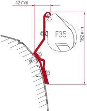 Fiamma Kit F35 VW T4 Lift Roof
