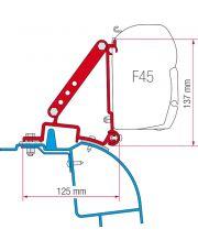 Fiamma Kit Renault Master H2 - Opel Movano H2 - Nissan Interstar H2
