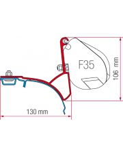 Fiamma Kit F35 VW T5/T6 Multivan Transporter