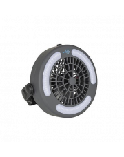 Bo-Camp Ventilator/hanglamp 110 Lumen