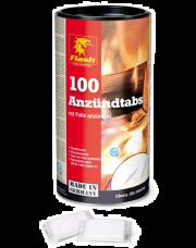 Boomex BBQ aanmaakblokjes Paraffine 100 stuks