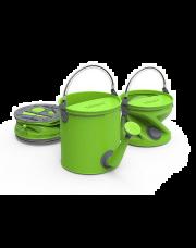 Colapz Emmer/Gieter Opvouwbaar 9L Groen