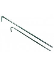 Eurotrail Tentharing Open Haak 23cm, 6 stuks