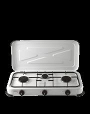Gimeg Kooktoestel 3 Pits Wit