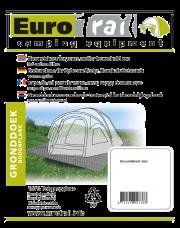 Eurotrail gronddoek 250x500cm