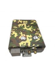 TTulpe Outdoor HD-6 draagbare geiser 50mbar CAMOUFLAGE