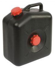 Bo-Camp Afvalwatertank 23 Liter Zwart
