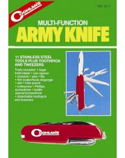 CL Army knife 11 tools #9511