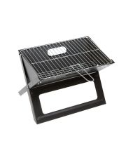 Bo-Camp Barbecue Notebook/vuurkorf Houtskool Zwart