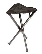 Walkstool 3-Poots krukje Basic 50cm Verstelbaar Antraciet