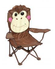 Bo-Camp Kinderstoel opvouwbaar aap