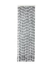 Arisol Vliegengordijn Kattenstaart 185x56 cm Grijs/Wit