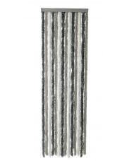 Arisol Vliegengordijn Kattenstaart 185x56 cm Grijs/Wit/Antraciet