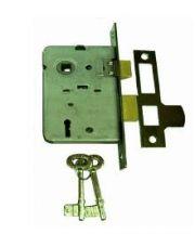 Metalen buitendeur slot Legge 102x62x13mm