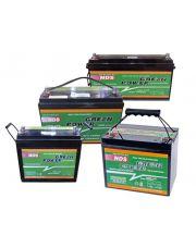 Greenpower AGM accu 60-80-90-100-120-130-140-150-200-210-250 Ah
