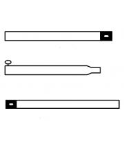 Nokstok Aluminium 22/19mm 80 - 215cm