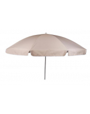 Bo-Camp Parasol Met knikarm Ø 165 cm Sand