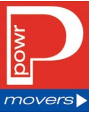 PowrMovers afdekkap rol compleet halve maan