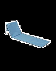 Bo_Camp Strandmat / Strandstoel Lota Blauw