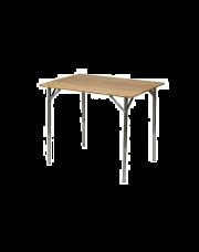 Bo-Camp tafel Suffolk 80x60cm Bamboe