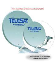 Teleco Upgrade Set (Vanaf 2019 Model) TELESAT 65cm Naar 85cm