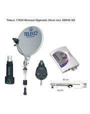Teleco Motosat Digimatic 65cm + DSF90E HD BX